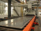 P6940 máquina de chorro de arena de la placa de acero