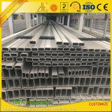 Fabrik anodisiertes Sand-Startenaluminiumaluminiumstrangpresßling-Gefäß-Rohr