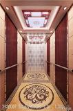 Pequena sala Toyon Máquina do elevador e elevação do passageiro