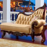 Strato classico con la base di sofà per mobilia domestica (515)