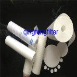 PVDF hidrófobo el filtro de papel de filtro de membrana