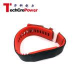 Wristband del silicone di frequenza ultraelevata M5 868MHz di G046-Rb/braccialetto reso personale del silicone/braccialetto gomma di silicone
