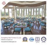Erhebliche Gaststätte-Möbel mit Tisch und Stuhl eingestellt (YB-GN-7)