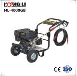 Machine à haute pression de nettoyage de véhicule de la rondelle 15HP d'essence (HL-4000GB)