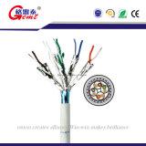 Cuerda de corrección del puente de la red de la mejora del cable de LAN del cable 20meter 30meter de la red