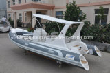 Liya 19ft costillas inflables bote inflable rígido Rib Barco Barco