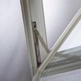 American Standard avec double vitrage rupture thermique en aluminium fenêtre Haut Hung