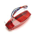 Motorrad Ftlun005 zerteilt Kfz-Kennzeichen des Bremsen-Endstück-Licht-LED für Motorradbobber-Kaffee-RennläuferClubman