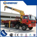 16ton XCMG Truck grua montada lança telescópica Crane Sq16sk4q