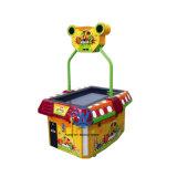 In werking gestelde het Muntstuk van het vermaak Rakend de Machine van het Spel van de Arcade van de Hamer (zj-wam-34)