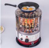 Aquecedor de querosene máquina de churrascos com Hotpot Vertical