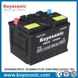 12V 45Ah seca Batería cargada la batería de almacenamiento automático de batería de coche