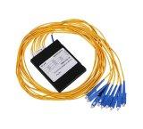 Divisor chino del PLC de los enchufes 1X/4/8/16 Fibra Optica de Fatory mini