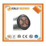 Cables de transmisión acorazados de la cinta de acero de N2xby N2xseby Na2xby Na2xseby