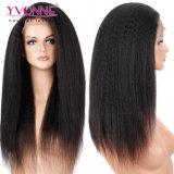Una parrucca crespa dei 360 merletti dei capelli brasiliani di Yvonne diritto
