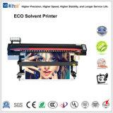 Eco 용해력이 있는 인쇄 기계 Dx5/7 Printhead 1440*1440dpi의 큰 체재 인쇄 기계
