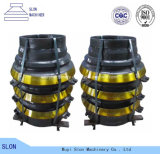 Concave de Delen van uitstekende kwaliteit van de Maalmachine van de Kegel van Sandvik S2800 en Mantel