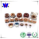 6 Inductor de Van uitstekende kwaliteit van Handmake van de Vernauwing van de Kern van de Ring van de Inductor van spelden