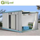 Frutas e Produtos Hortícolas Gyc Ar Condicionado Condicionador do refrigerador de CO2 frigorífico congelador sala fria