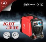 Inversor IGBT/MMA equipamentos de soldagem com marcação (IGBT-120M/140M/160M/180M/200M)
