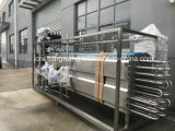 De Machine van de Sterilisatie van de Buis van UHT van Aspetic