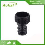 Grifo universal para regar el adaptador del manguito de jardín del agua del adaptador