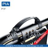 Inmotion P1f, das elektrisches Fahrrad mit Cer faltet