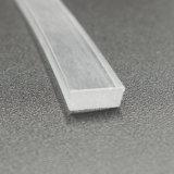 명확한 정연한 유형은 플라스틱 지구 유리제 틈막이 PVC 내밀었다