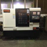 CNC Torhe Machine Turning Machine para peças de precisão Metal (E35)