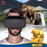3D 영화를 위한 4~6 인치 Smartphones 및 관제사를 가진 게임을%s 새로운 세대 Vr Shinecon 가상 현실 헤드폰 3D Vr 유리