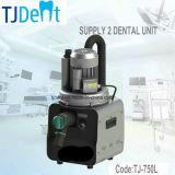 Alimentación 2 silla dental potente máquina de la bomba de vacío ventosas (TJ-750L)