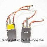 Escova de carbono grafite soft LFC554 para o Turbogerador