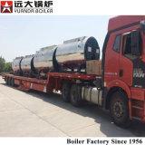Fabrik-Preis-einzelne Trommel-ölbefeuerter Wns1.4 Dieselwarmwasserboiler