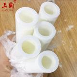 Tubo de cerámica de la protección del termocople del Zirconia