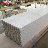 Corianの人工的な石造りの氷河白いアクリルの固体表面