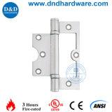 Ss Lave articulada para portas com padrão ANSI