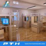 الصين صنع [إيس] معيار وعاء صندوق منزل مع غرفة نوم, غرفة حمّام