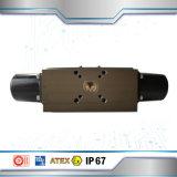 공 벨브를 위한 좋은 가격 압축 공기를 넣은 액추에이터