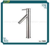 Le type de levage élevé rond choisissent le robinet de bassin de salle de bains de traitement