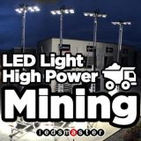 Industriële LEIDEN van de Verlichting 100W Explosiebestendig Licht voor het Gebied van de Mijnbouw