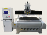 Jinka гравировка с ЧПУ серии Multi шпиндели автоматической смены инструмента обрабатывающий центр с ЧПУ Mtc-1325D-T3