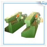 Alligator déchets Automatique Machine de découpe de feuilles de fer