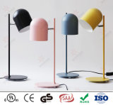 Lámpara de escritorio nórdica moderna creativa de Macaron