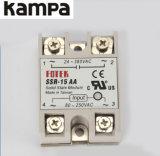 SSR Foteck 15AA un électrique 220VAC SSR du relais de l'état solide