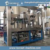 Máquina de embotellamiento de llenado de agua para pequeños de la fábrica de agua