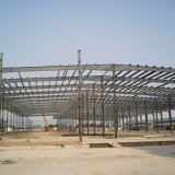 Taller de la estructura de acero prefabricados para la industria Almacén