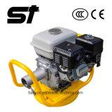 Vibrador concreto interno portable del motor de gasolina para la construcción