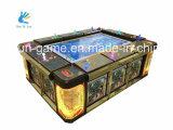 De muntstuk In werking gestelde het Ontspruiten van de Visserij Machine van het Spel van de Visserij van de Arcade Elektrische