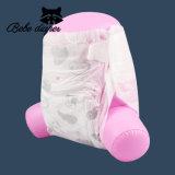 中国の赤ん坊の布のおむつの製造者の100%年の綿の赤ん坊のおむつの赤ん坊のスリープおむつ