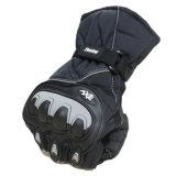 Motocicleta a prueba de viento impermeable de la pantalla táctil del invierno Fgv016 que compite con guantes del deporte